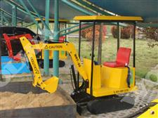 WRT-90 Kid amusement excavator