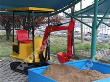 WRT-360 Kids Amusement Excavator