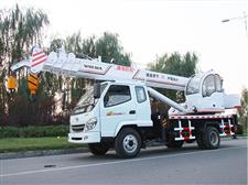 Wolwa GNQY-688 8T crane