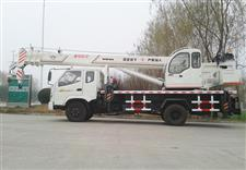 Wolwa GNQY-698 10T crane