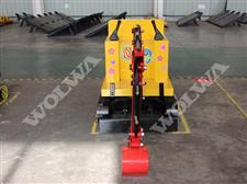 Stimulation type 360° kid excavator