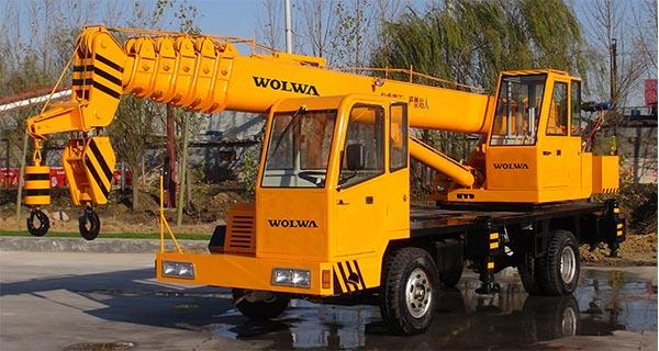 Wolwa GNQY-Z 10 crane